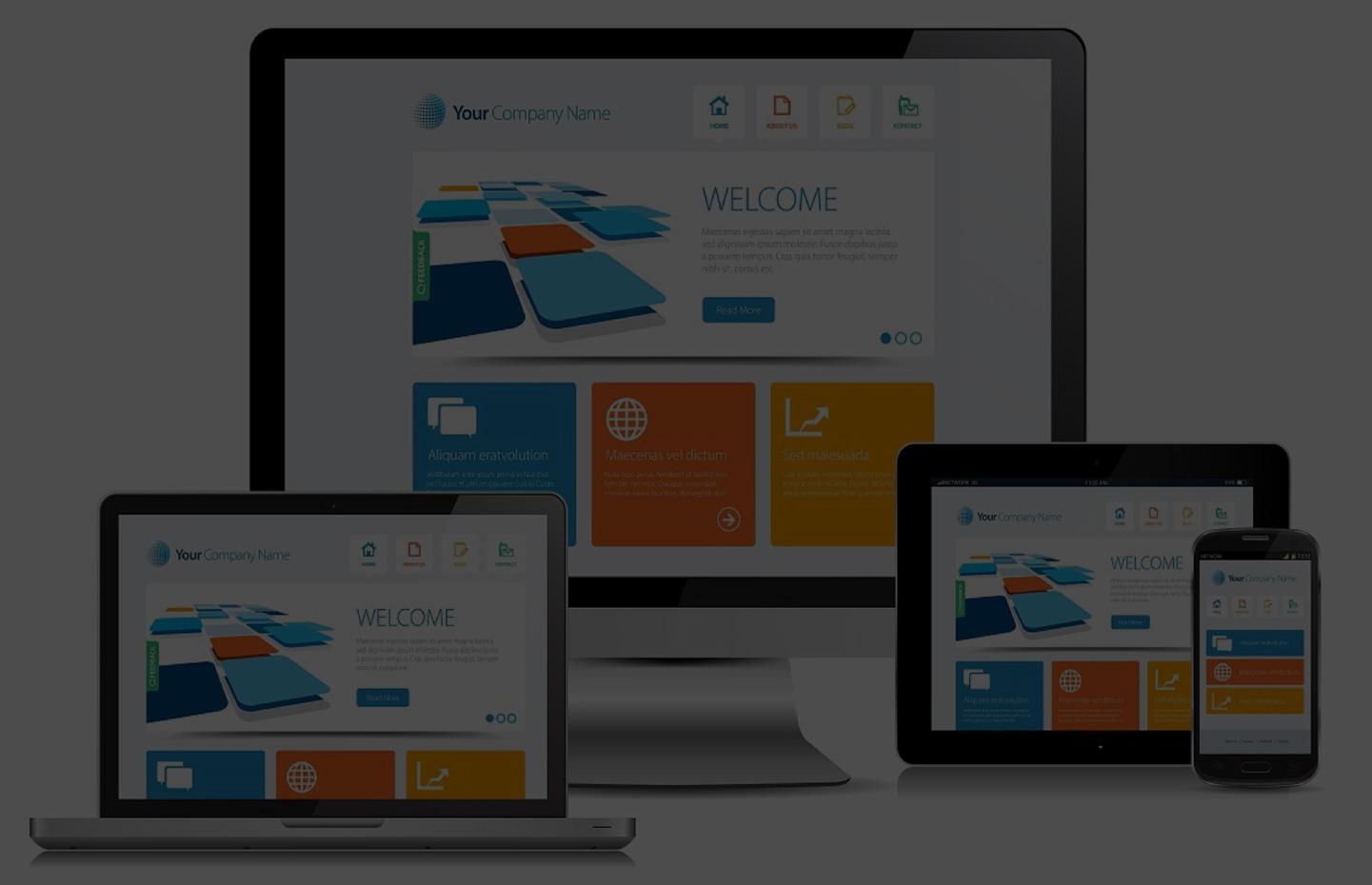 Un site Web dynamique